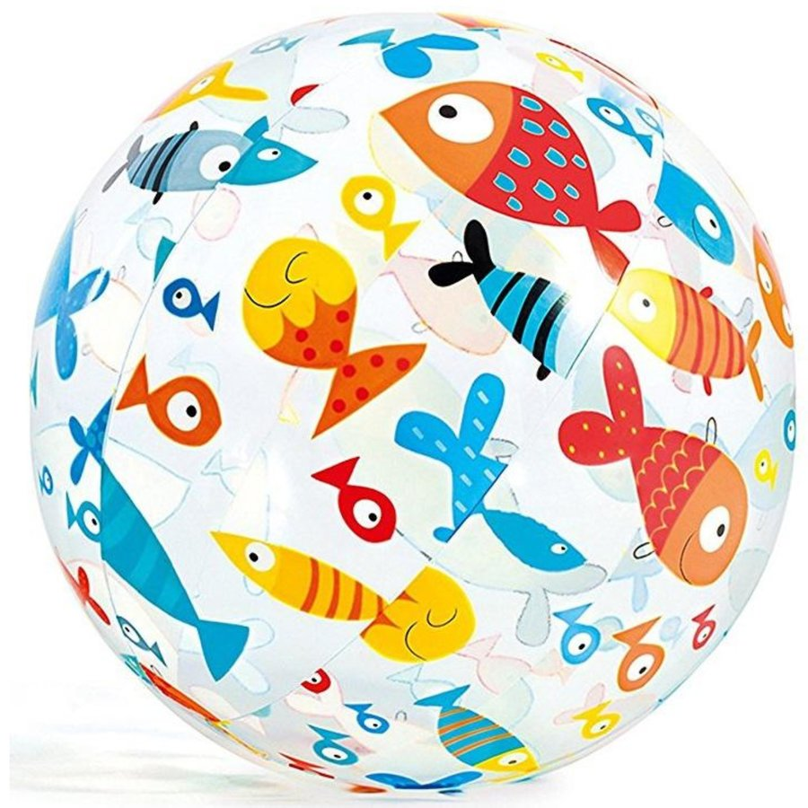 Plážový míč - Intex Nafukovací plážový míč 51cm