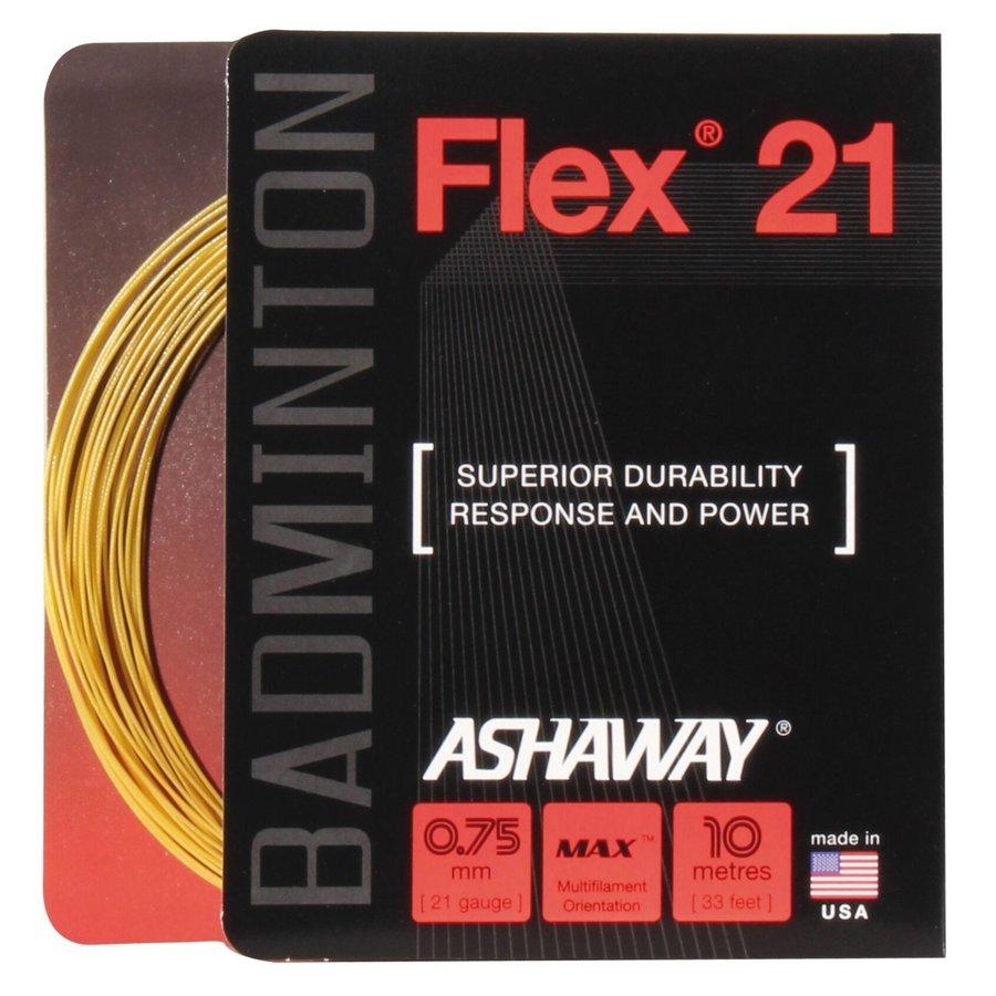Badmintonový výplet Flex 21, Ashaway - průměr 0,75 mm