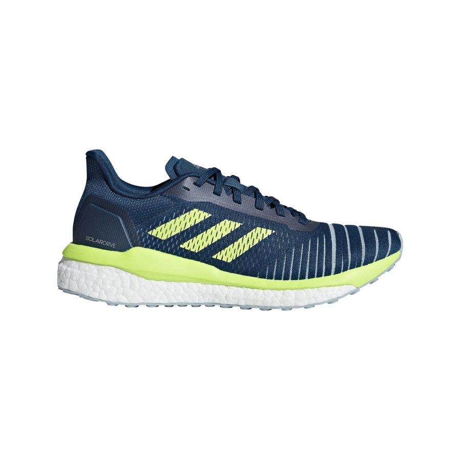 Modré dámské běžecké boty Adidas - velikost 38 EU