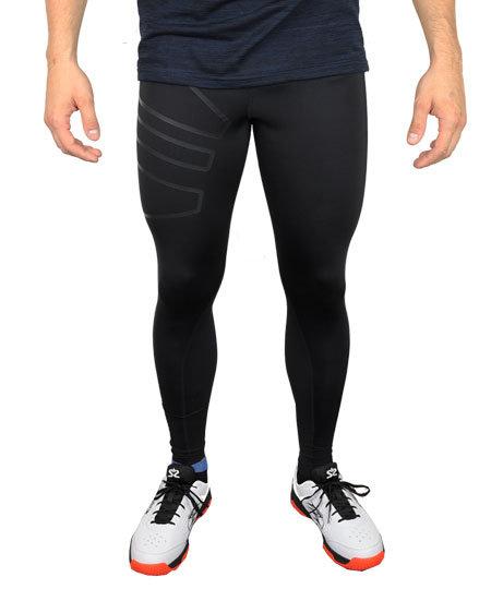 Černé pánské legíny Endurance - velikost XL