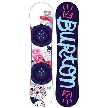 Snowboard bez vázání Burton - délka 120 cm