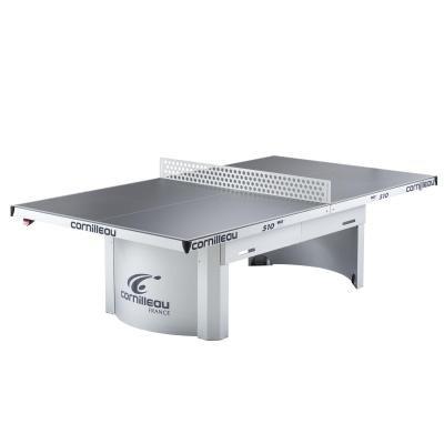 Šedý venkovní stůl na stolní tenis 510 PRO, Cornilleau