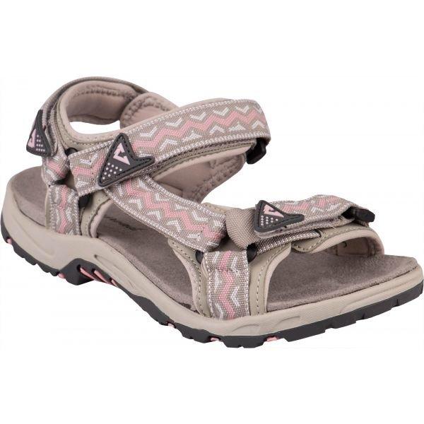 Béžové dámské sandály Crossroad