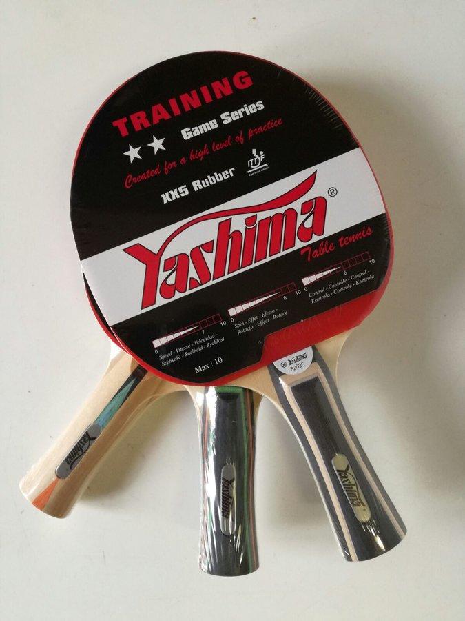 Pálka na stolní tenis Training, YASHIMA