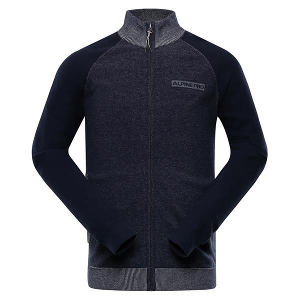 Modrý pánský svetr Alpine Pro