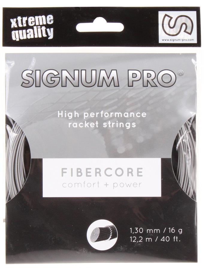 Tenisový výplet Pro Fibercore, Signum - průměr 1,3 mm
