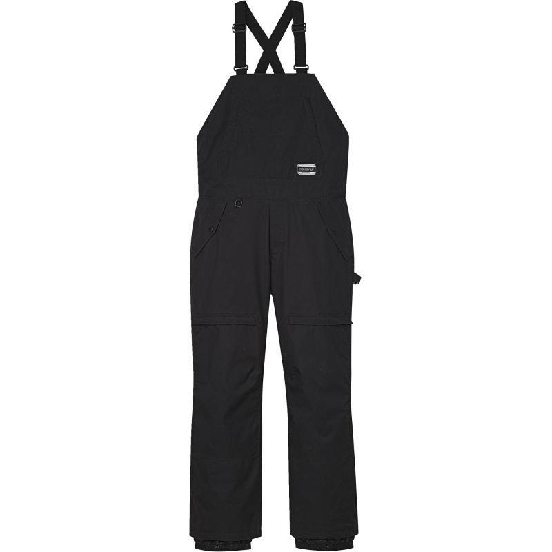 Černé pánské snowboardové kalhoty Adidas - velikost M