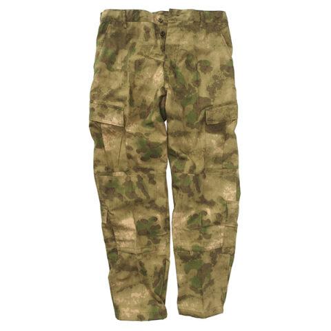 Kalhoty - Kalhoty US typ ACU rip-stop polní MIL A-TACS FG