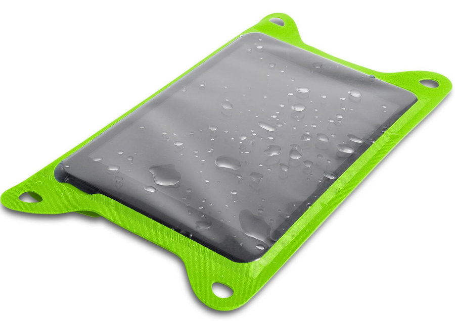 Vodotěsné pouzdro - Vodotěsné pouzdro na tablet Sea to Summit TPU L Barva: světle zelená