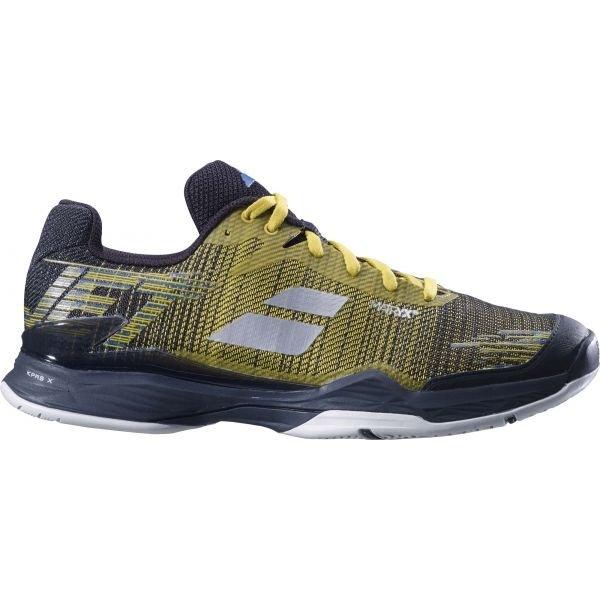 Modro-žlutá pánská tenisová obuv Babolat - velikost 45 EU