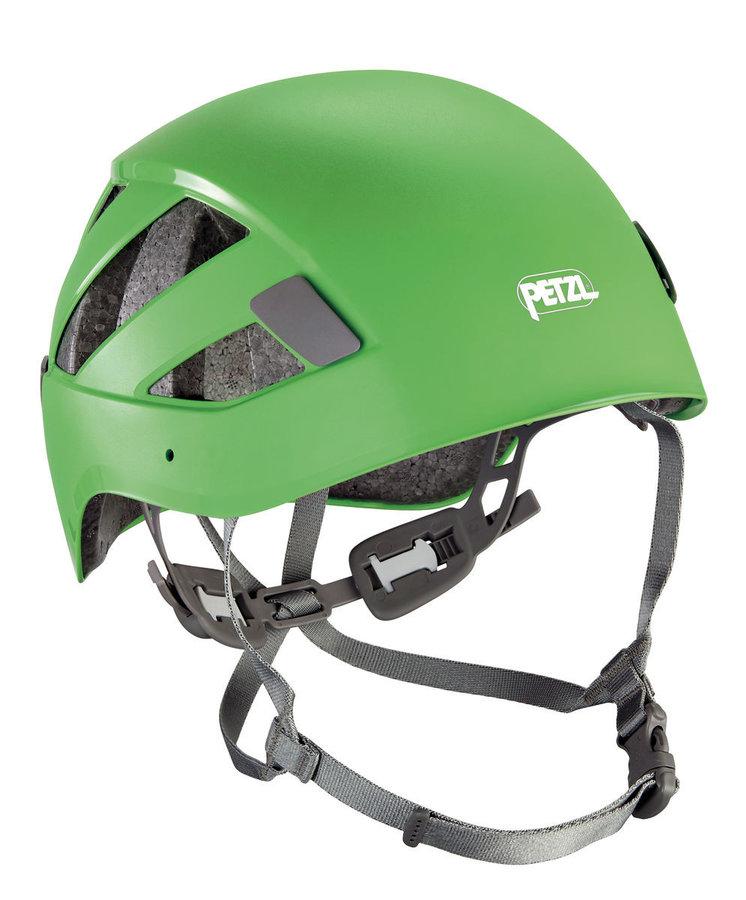 Zelená dámská horolezecká helma Boreo, Petzl