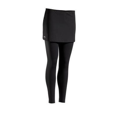 Černá dámská tenisová sukně Artengo - velikost L
