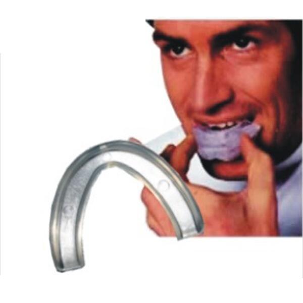 Transparentní chránič na zuby na bojové sporty SPARTAN SPORT