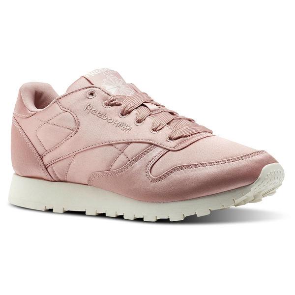 Růžové dámské tenisky Reebok - velikost 37 EU