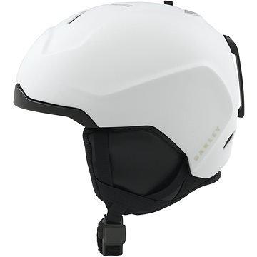 Bílá lyžařská helma Oakley