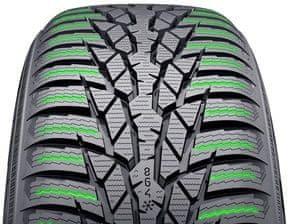 Zimní pneumatika Nokian - velikost 215/45 R16
