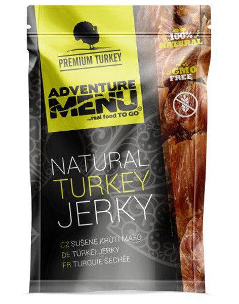 Sušené krůtí maso - Adventure Menu Krůtí jerky 25g