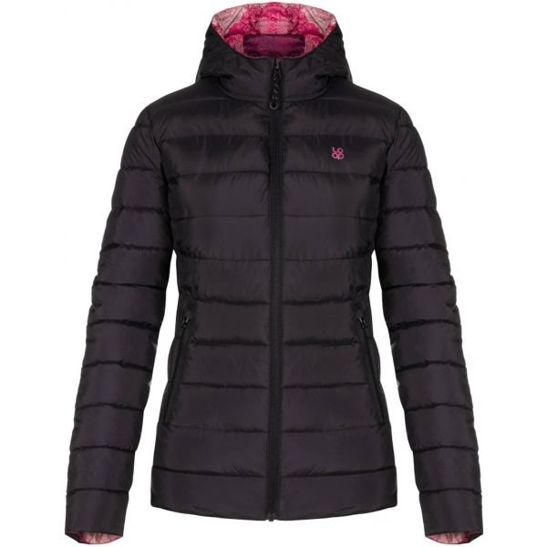 Černá dámská bunda Loap - velikost XS