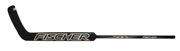 Pravá brankářská hokejka (senior) GHX6, Fischer