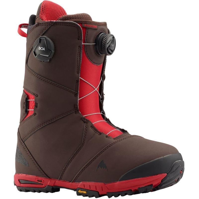 Hnědé pánské boty na snowboard Burton