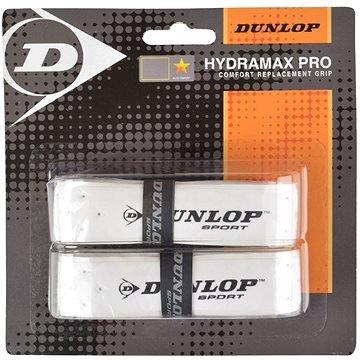 Bílá squashová omotávka Dunlop - 2 ks