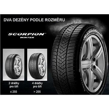 Zimní pneumatika Pirelli - velikost 285/45 R21