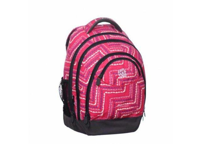 Batoh - Studentský batoh BAGMASTER LEAF 0115B
