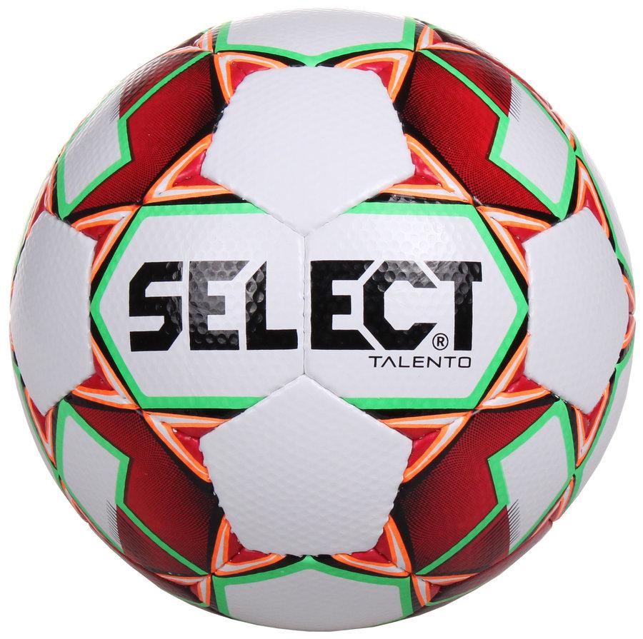 Fotbalový míč - Select FB Talento bílá č. 5