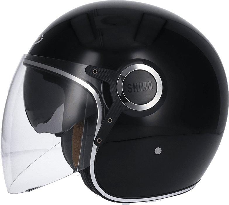 Helma na motorku Shiro