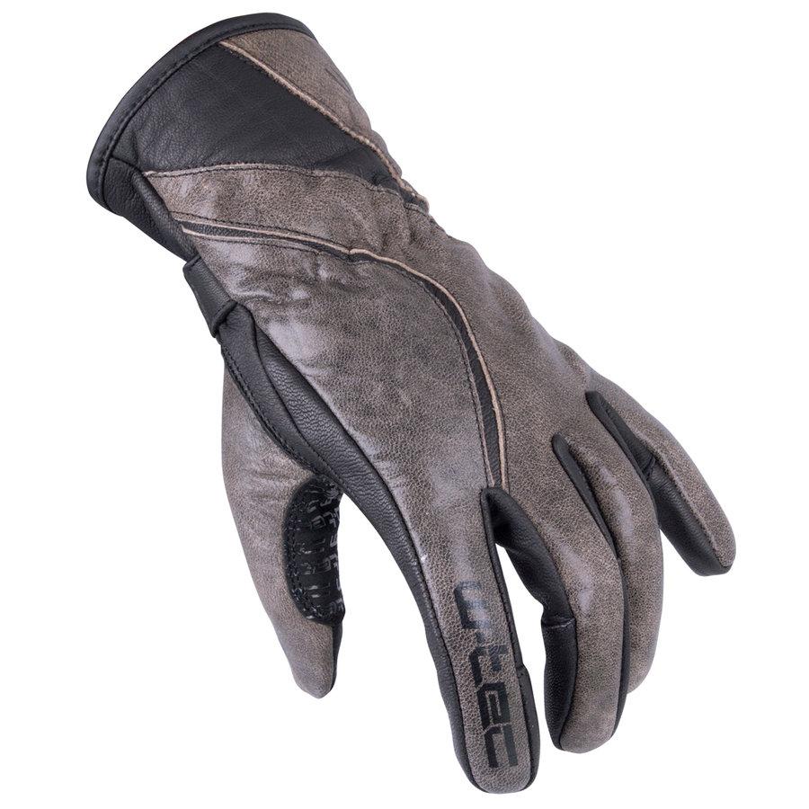 Kožené motorkářské rukavice Sheyla GID-16035 35bb597e50