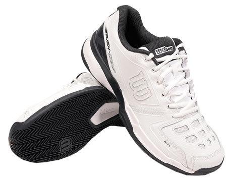 Bílá pánská tenisová obuv Rush Comp, Wilson