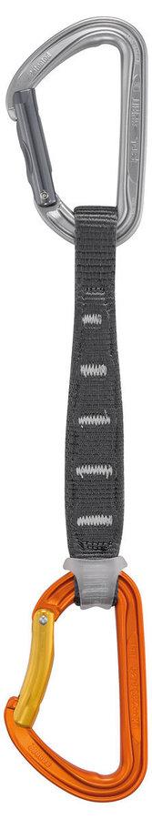 Expreska - Expreska Petzl Spirit Express 17 cm Barva: šedá