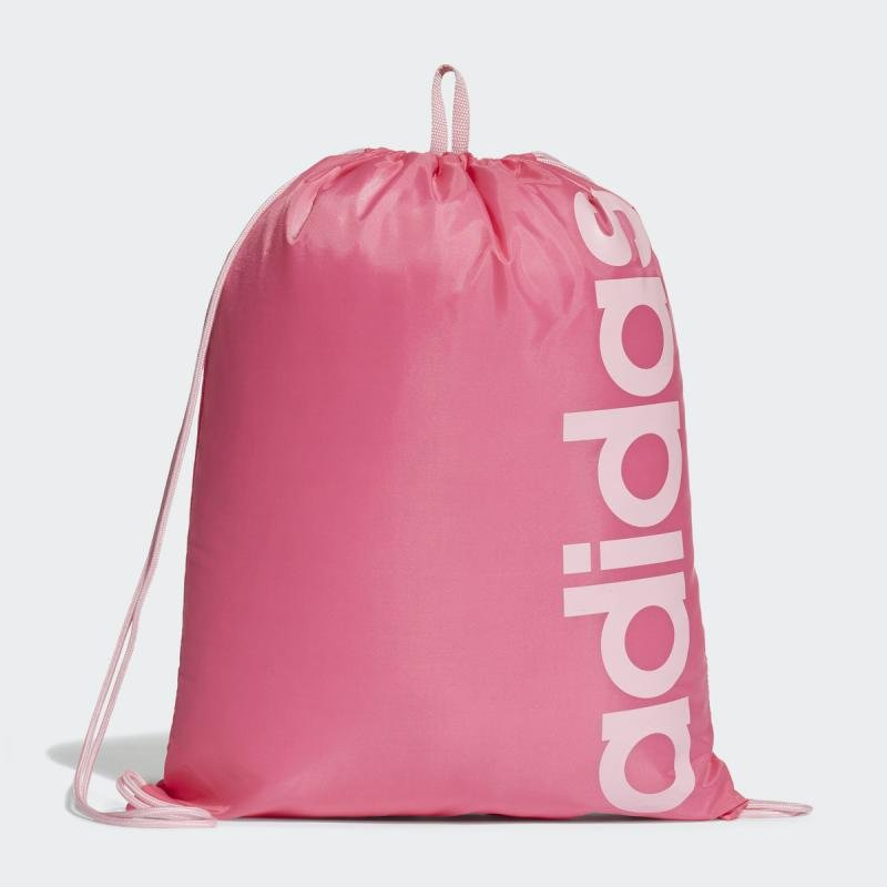 Růžový vak na záda Adidas