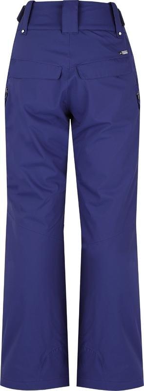 Modré dámské lyžařské kalhoty Hannah