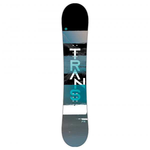 Modro-šedý pánský snowboard bez vázání Trans