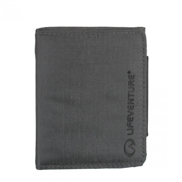 Peněženka - Lifeventure RFiD Wallet Grey