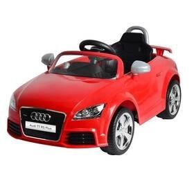 Červené dětské elektrické autíčko Audi TT, Buddy Toys
