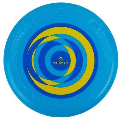 Modré polypropylenové frisbee Olaian - průměr 21 cm