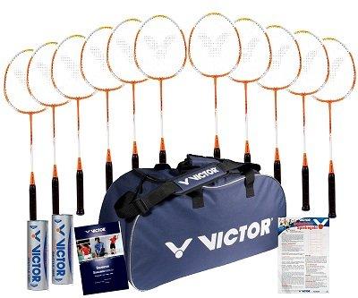 Sada na badminton Allround Paket, Victor
