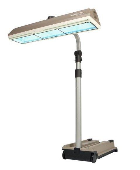 Jednostranné solárium Mobile Sun HP 8540, Hapro