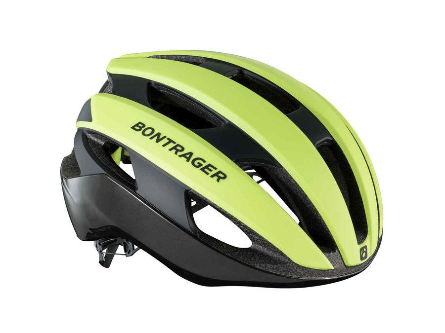Černo-žlutá unisex cyklistická helma Bontrager