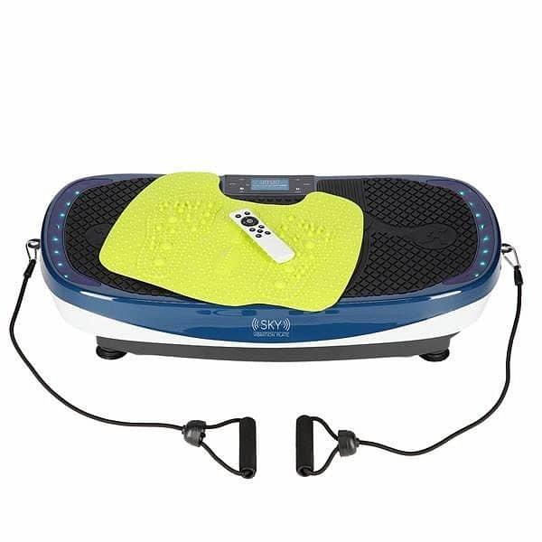 Vibrační plošina s gumovými expandéry SVP13, SKY - nosnost 150 kg