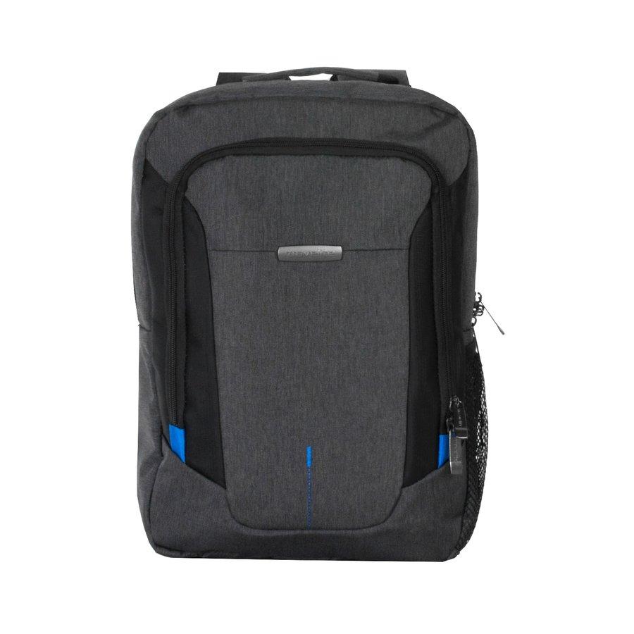 Batoh - Travelite @Work Business backpack slim Anthracite