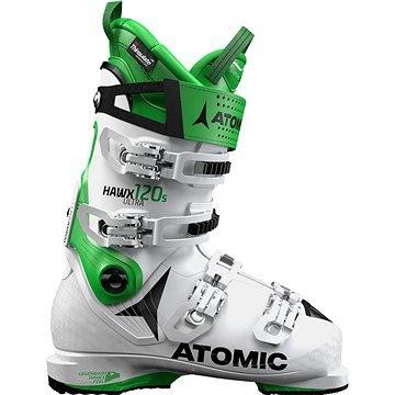 Bílé pánské lyžařské boty Atomic - velikost vnitřní stélky 29 cm