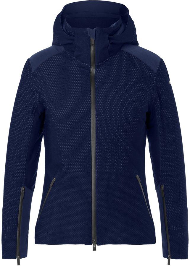 Modrá dámská lyžařská bunda Kjus - velikost 36
