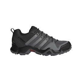 Šedé voděodolné pánské trekové boty Adidas