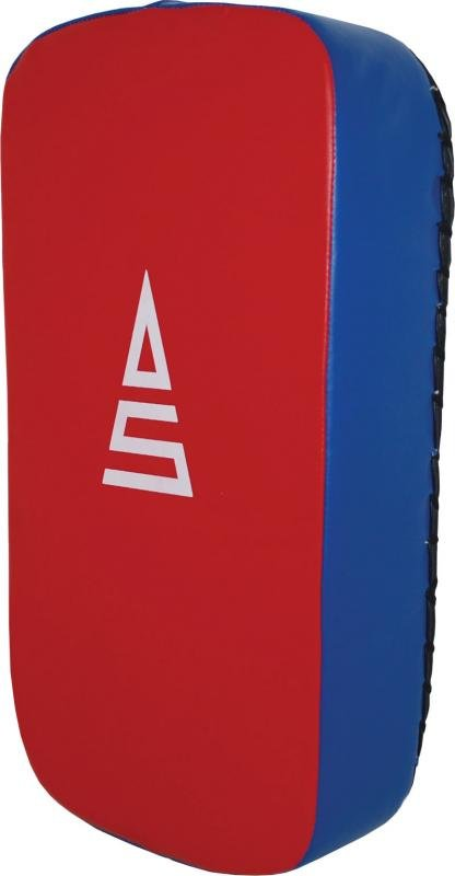 Červeno-modrý odrážecí blok Sulov