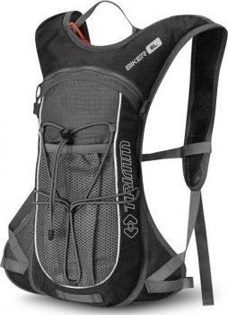 Černo-šedý batoh Trimm - objem 6 l