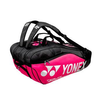 Černo-růžová tenisová taška Bag 9829, Yonex