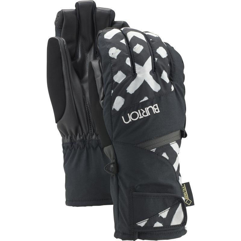 Černé zimní rukavice Burton - velikost L